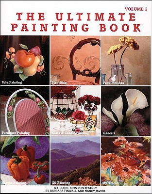 The Ultimate Painting Book  by  Kathy Herr