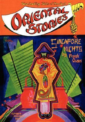 Oriental Stories, Vol 1, No. 1 (October-November 1930)  by  John Gregory Betancourt