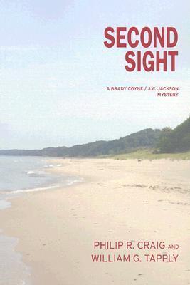 Second Sight (Brady Coyne, #22) (Brady Coyne/J.W. Jackson #2)  by  Philip R. Craig