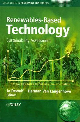 Renewables-Based Technology: Sustainability Assessment Jo Dewulf