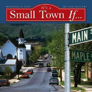 Its a Small Town If: Photographs and Perceptions  by  Sam Breck
