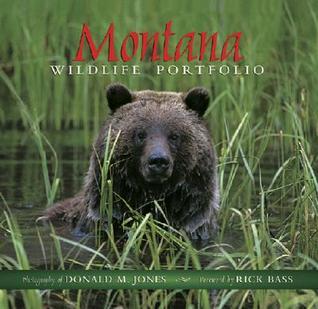 Montana Wildlife Portfolio  by  Donald M. Jones