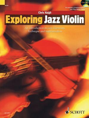 Exploring Jazz Violin Chris Haigh