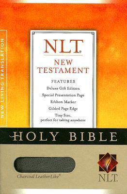 NLT New Testament Holy Bible  by  Anonymous