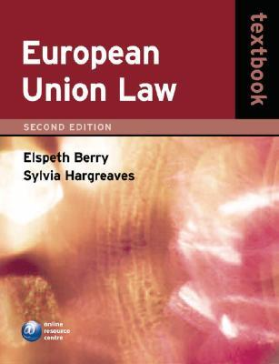 European Union Law Elspeth Berry