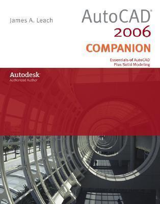 AutoCAD 2006 Companion James A. Leach