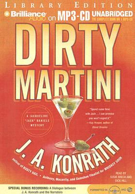 Dirty Martini  by  J.A. Konrath