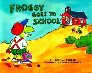 Storytime 4. Froggy Gets Dressed Jonathan London