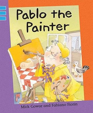Pablo The Painter Mick Gowar