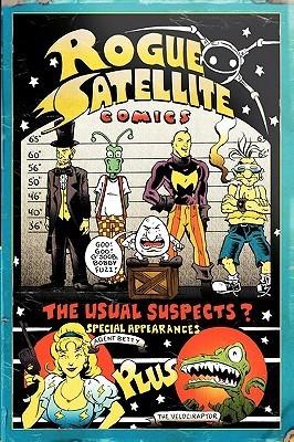 Rogue Satellite Comics Chris Reilly
