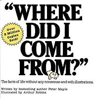 De dónde venimos  by  Peter Mayle