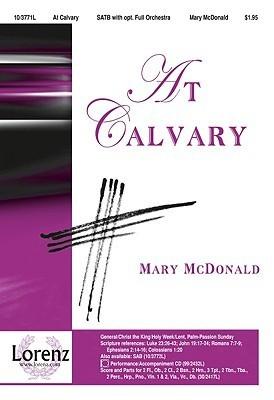 At Calvary Mary McDonald