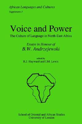 Voice and Power  by  R. J. Hayward