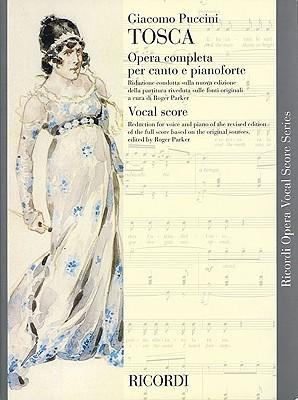 Tosca: Vocal Score  by  Giacomo Puccini