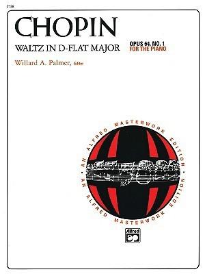 Waltz in D-Flat Major, Op. 64, No. 1  by  Frédéric Chopin