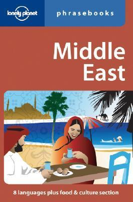 Middle East Phrasebook  by  Branislava Vladisavljevic