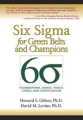A Guide to Lean Six Sigma Management Skills  by  Howard S. Gitlow