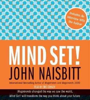 Mind Set! CD  by  John Naisbitt