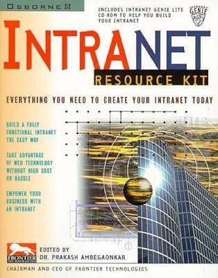 Intranet Resource Kit Prakash Ambegaonkar