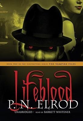 Lifeblood  by  P.N. Elrod