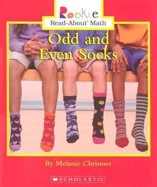 Odd and Even Socks  by  Melanie Chrismer