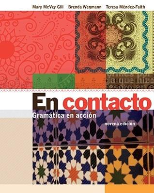 Video on DVD for Gill McVey/Wegmann/Mendez-Faiths En Contacto: Gramatica En Accion  by  Mary Gill McVey