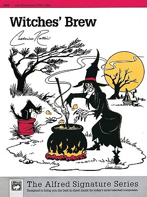 Witches Brew: Sheet  by  Catherine Rollin