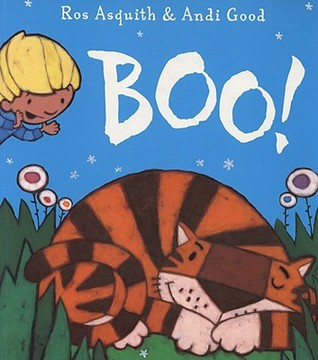 Boo! Ros Asquith