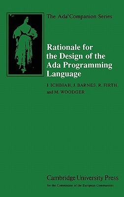 Rationale for the Design of the ADA Programming Language J. Ichbiah