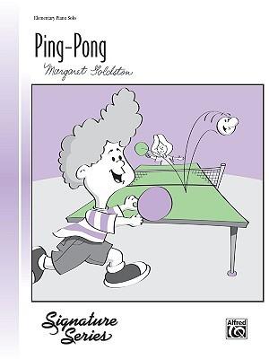 Ping Pong: Sheet Margaret Goldston