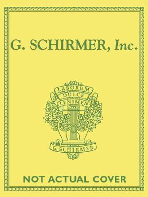 Piano Music for 1 Hand: Piano Solo G. Schirmer