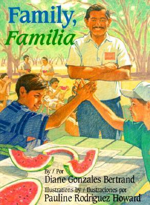 Family / Familia Diane Gonzales Bertrand