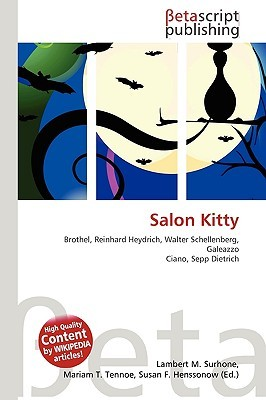 Salon Kitty  by  NOT A BOOK