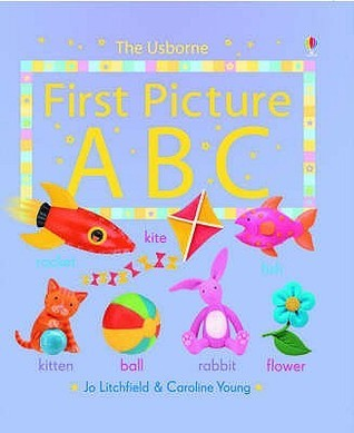 First Picture Abc Book F. Brooks