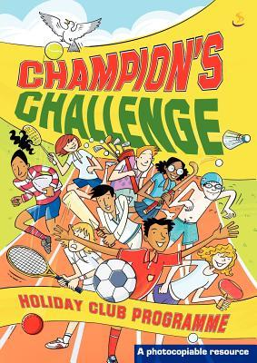 Holiday Clubs: Champions Challenge Helen Franklin