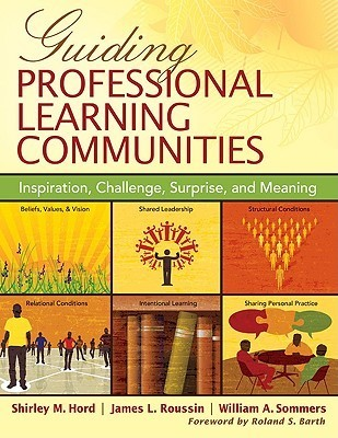 Guiding Professional Learning Communities: Inspiration, Challenge, Surprise, and Meaning Shirley M. Hord