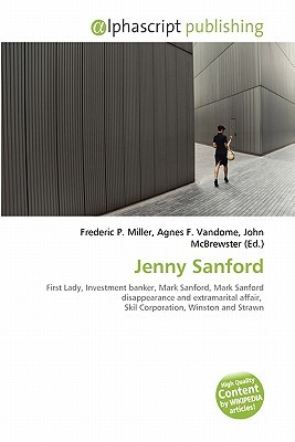 Jenny Sanford  by  Frederic P.  Miller
