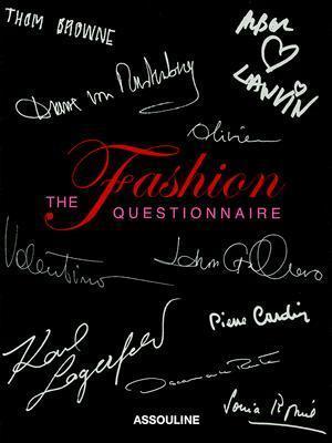 Fashion Questionnaire  by  Michael Specter