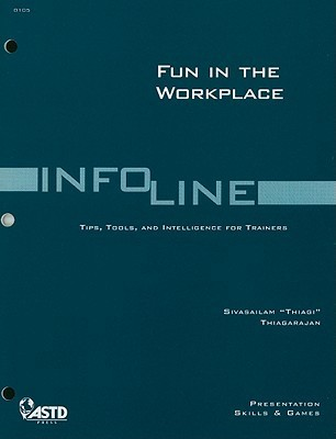 Info Line:  Fun In The Workplace  by  Cat Sharpe Russo