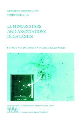 Luminous Stars and Associations in Galaxies  by  International Astronomical Union