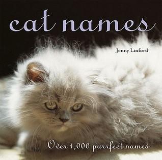 Cat Names Jenny Linford