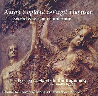 Aaron Copland & Virgil Thomson Gloriae Cdparc            29 Dei Cantores