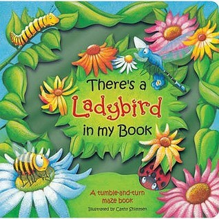 Theres A Ladybird In My Book Sally Hopgood