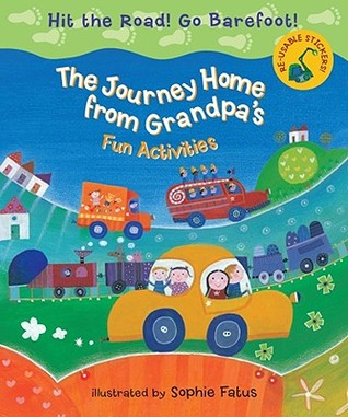 The Journey Home from Grandpas Fun Activities Sophie Fatus