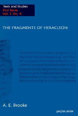 The Fragments of Heracleon Heracleon