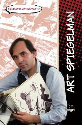 Art Spiegelman  by  Tom Forget
