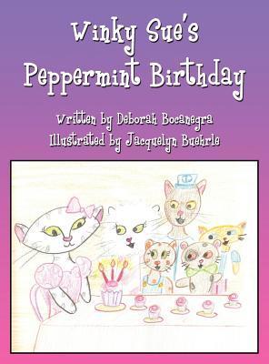 Winky Sues Peppermint Birthday Deborah Bocanegra