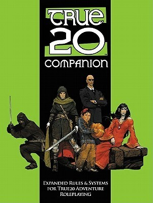 True20 Companion: A Sourcebook For True20 Adventure Roleplaying Steve Kenson