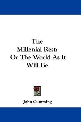 Millenial Rest  by  John Cumming