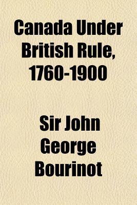 Canada John George Bourinot